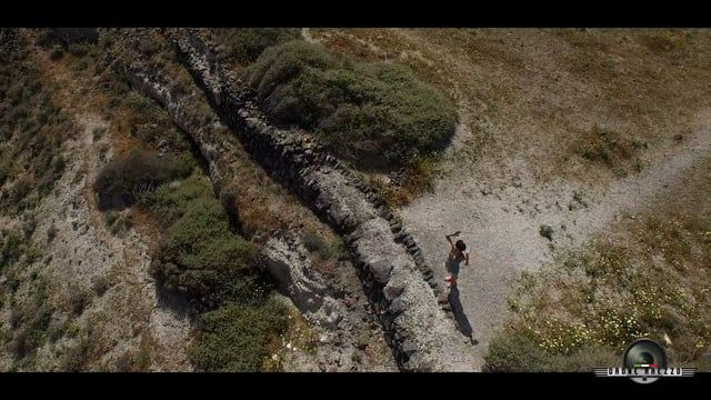 Observe Santorini island, from the scope of a drone!   http://santorinibesttours.com/