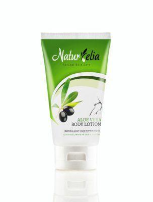 Body lotion olijfolie en Aloe Vera 150ml. lichaamscrème aloe vera