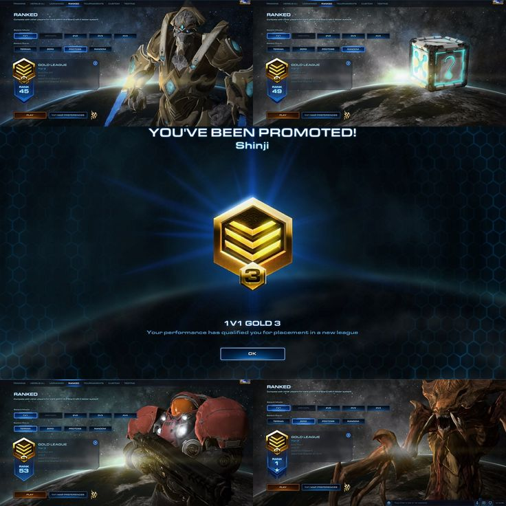 I did it! #games #Starcraft #Starcraft2 #SC2 #gamingnews #blizzard