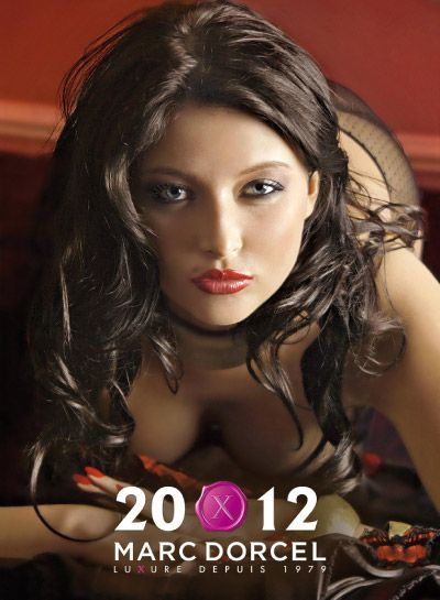 Marc Dorcel Calendar 2012
