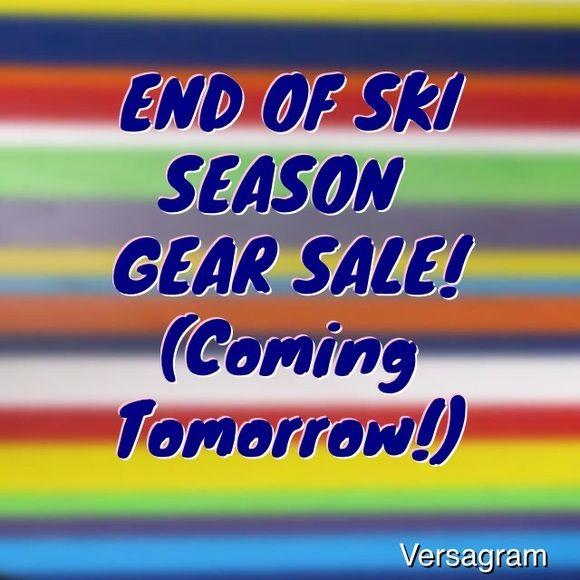 ❄️Snow & Ski Clothing & Gear SALE❄️ Tomorrow, May 5th I'll begin listing End-of-Season high-end Ski pants, fleece, wind-proof, Panoptix googles and more.  Stay tuned... Patagonia Pants Track Pants & Joggers
