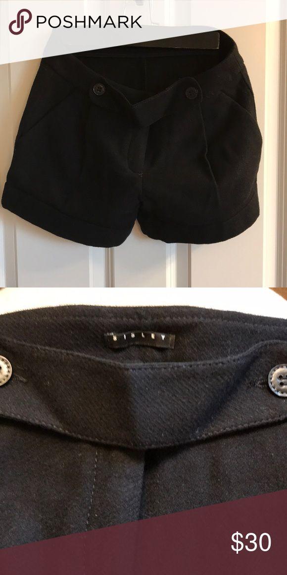 Sisley by Benetton Wool Shorts. Size 40. Sisley by Benetton Wool Shorts. Size 40. Sisley Shorts