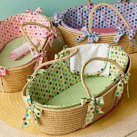 Moses Basket bedding