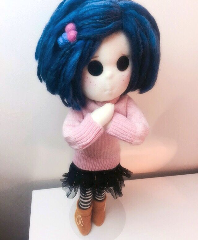 Customer order Coraline plz inbox me on dollsofdawn@ gmail.com for an order #coraline