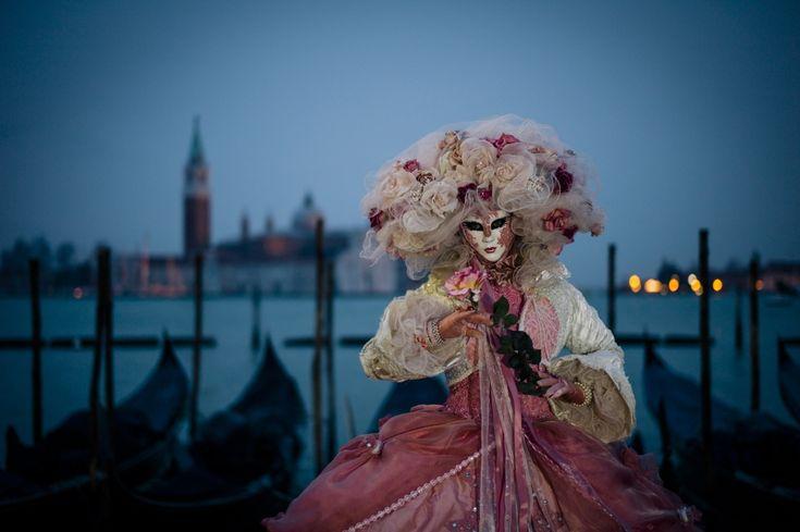© Lidia D'Opera Венецианский карнавал