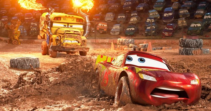 Cars 3 Trailer #4 Has Lighting McQueen Getting Gritty -- Disney and Pixar have released a brand new trailer for Cars 3, which gives us our best look at the much more serious third installment. -- http://movieweb.com/cars-3-trailer-4-lightning-mcqueen/