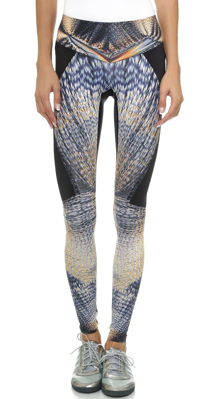 Lucas Hugh Vitascope Print Leggings | SHOPBOP
