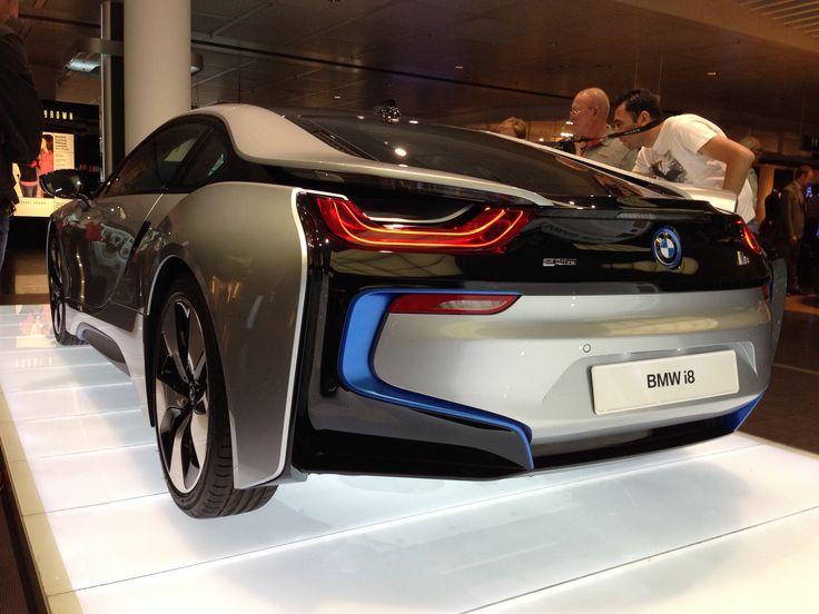 BMW i8 Detail7