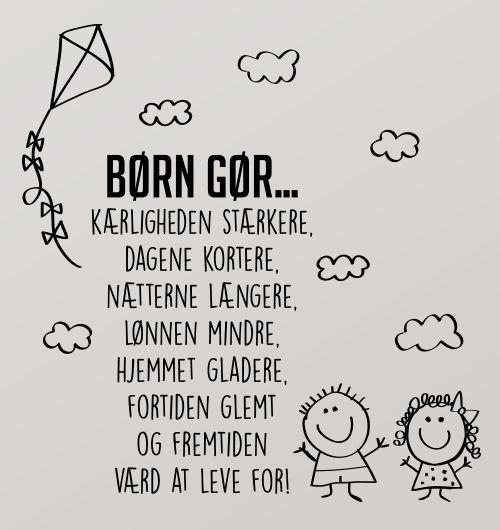 citater om børn og forældre