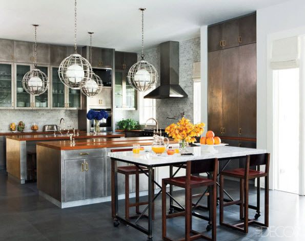 1000 images about ultra modern kitchen islands and carts for Types of kitchen styles