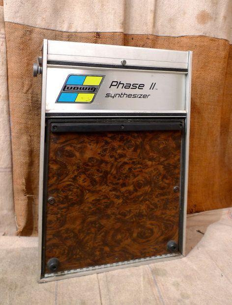 Ludwig Phase II Synthesizer 1970's   Reverb