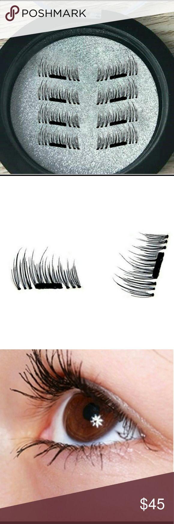 Magnetic lashes 8 piece set pre order boutique