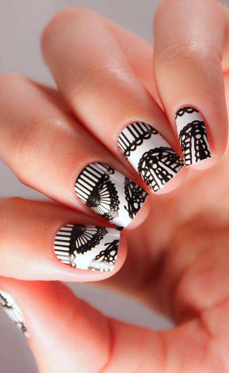 Lace Nails / NCLA