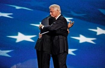 DNC - Best Moments from Bill Clinton's DNC Speech