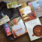 Calphalon Sauté Pan and Four Gift Cookbooks Giveaway  Open to: United States Ending on: 06/01/2016 Enter for a chance to win a Calphalon non-stick sauté pan plus four gorgeous gift cookbooks and extra foodie goodies. Enter this Giveaway at The Recipe Renovator  Enter the Calphalon Sauté Pan and Four Gift Cookbooks Giveaway on Giveaway Promote.