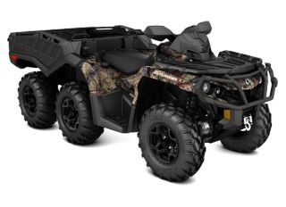 Outlander 6x6 XT ATV 2018 Price & Specs | Can-Am | Can-Am