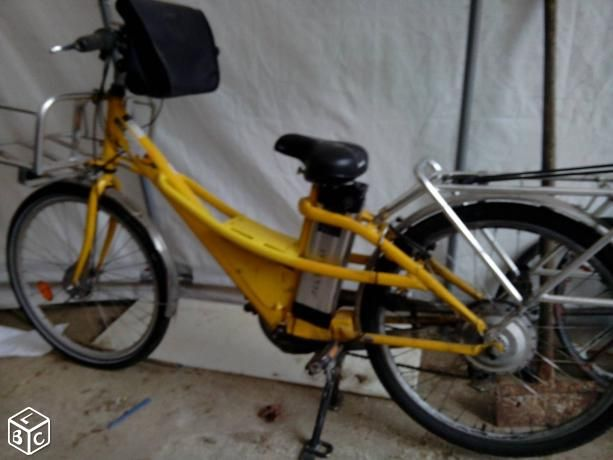 Vélo électrique gitane occase 500€