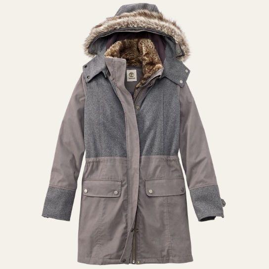 Timberland | Women's Shaker Mountain Winter Parka | $248