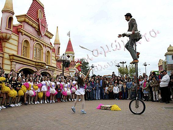 Οργάνωση παιδικών & εταιρικών εκδηλώσεων: εγκαίνια, happenings, promotion εταιρειών και ξεχωριστές ιδέες για παιδικά πάρτυ. http://www.paixnidokamomata.gr/events/paidika-parti/happenings.html