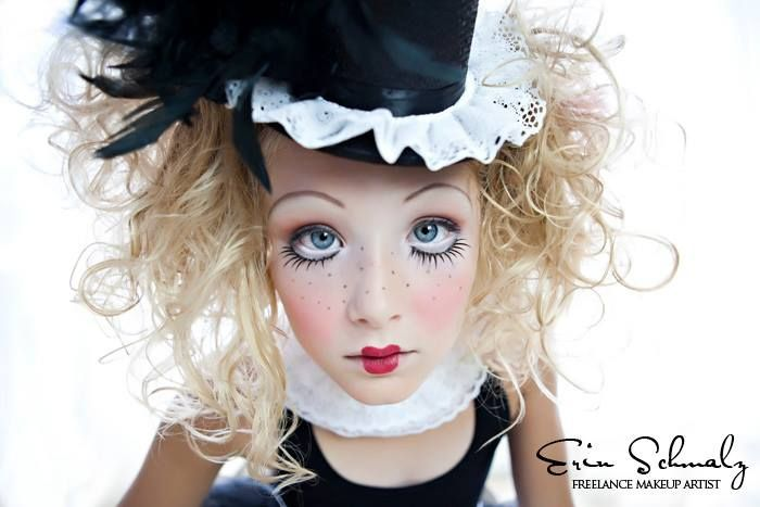 halloween makeup marionette doll evie pinterest makeup halloween and awesome. Black Bedroom Furniture Sets. Home Design Ideas