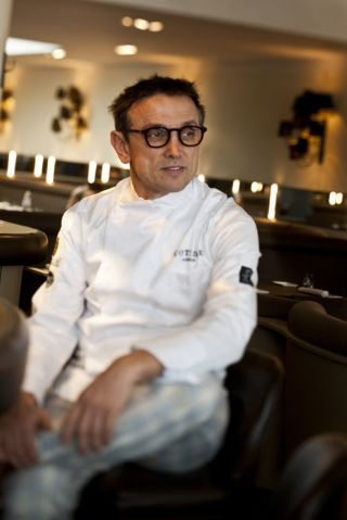 Bruno Barbieri has won more Michelin stars than any other Italian chef. Quite the acomplishment. http://on.fb.me/VIyxj6