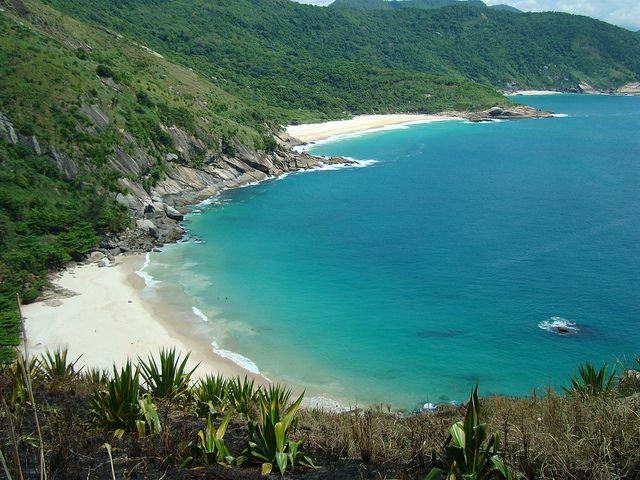 Lindas Praias escondidas - Praia do Perigoso - Rio de Janeiro - Brasil