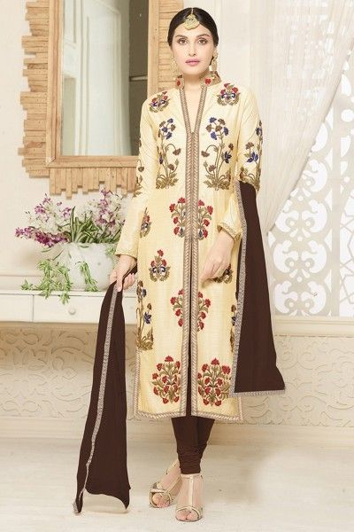 Buy designer olive green indo western & salwar suit online shopping with lowest prices in india. #thankarfashion #dress #designersalwarsuit #salwarkameez #designerindowestern #designerdress #festival