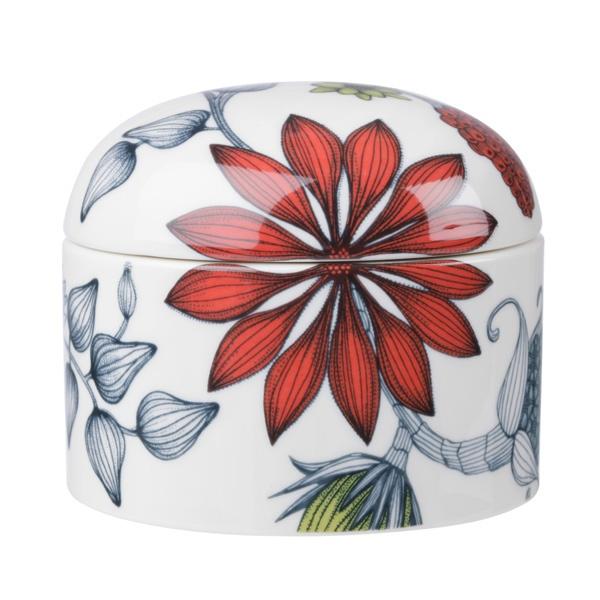 Runo jar with lid, Summer Ray