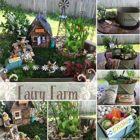 Miniature Fairy Farm