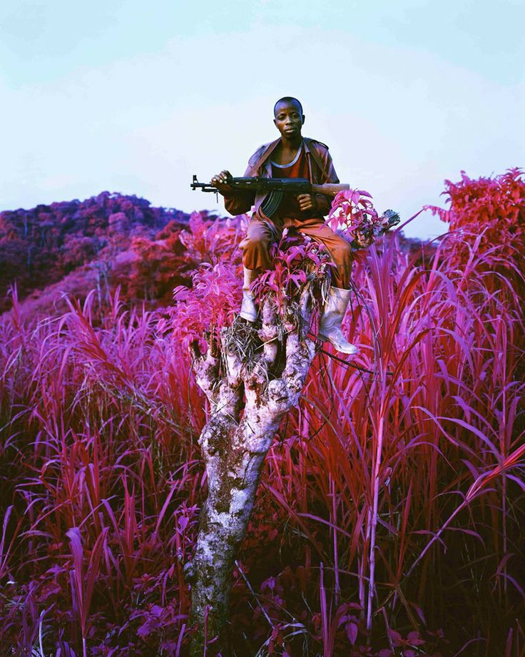 Richard Mosse wins the 2014 Deutsche Börse Photography Prize