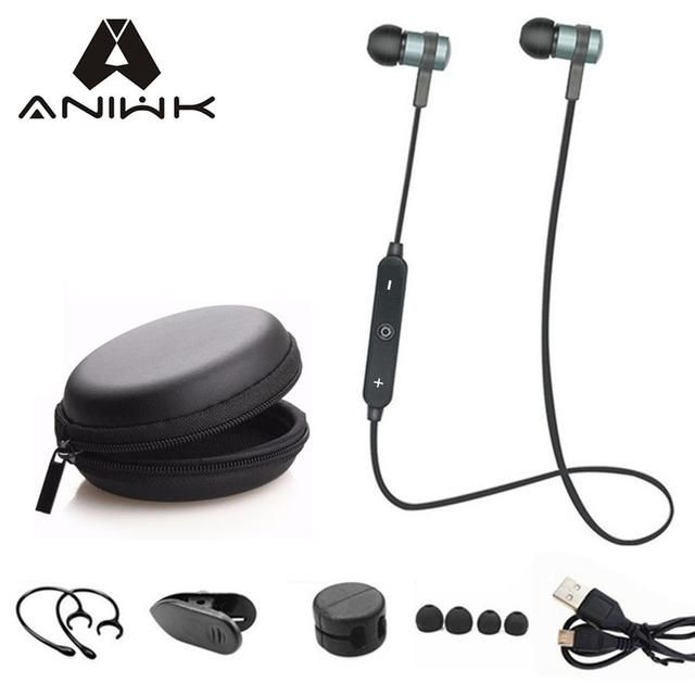 Only a few more left in stock! Aniwk Sport Running Bluetooth Headset Wireless Earphone Headphone Bluetooth Earpiece With Mic  Stereo Earbuds For all phone Shop now:  http://inewmarket.myshopify.com/products/aniwk-sport-running-bluetooth-headset-wireless-earphone-headphone-bluetooth-earpiece-with-mic-stereo-earbuds-for-all-phone?utm_campaign=crowdfire&utm_content=crowdfire&utm_medium=social&utm_source=pinterest