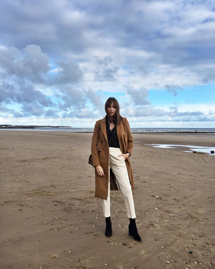 99b639fe88 Voir la mer. | THE LOOK in 2019 | Winter fashion, Fashion outfits ...