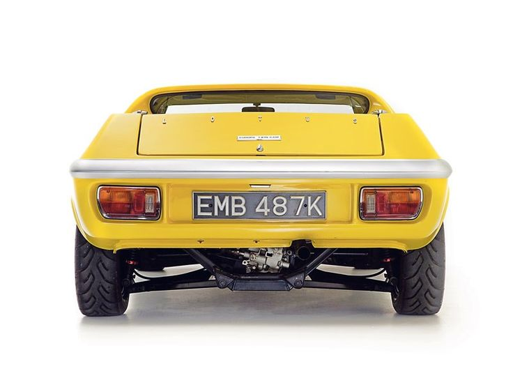 Lotus Europa Review | Classic Cars For Sale UK