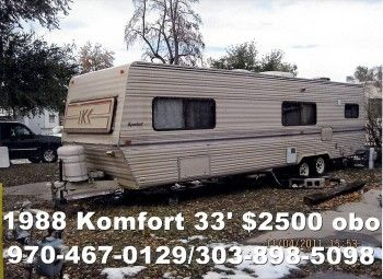 8d6b1629a58ea0c3d5b245585b850d7c komfort camper trailer 1988 komfort camper trailer co vintage trailers for sale at sotf Shasta Motorhome at gsmportal.co