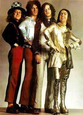 Slade #70s #glam