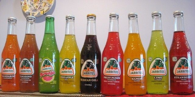 I remember drinking these out of baggies and a straw!
