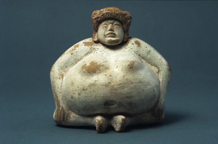 Мезоамерика 3 - Шочипала и Ольмеки - индейские культуры, существовавшие на территории Мексики во 2 - 1 тыс. до н. э. Ольмекский борец сумо, 1200–900 г. до н.э. Про борца сумо я, конечно, пошутила. Просто толстый человек, вождь племени. О Шочипала и Ольмеках я когда-то уже писала . О…