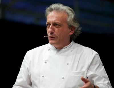 Chef Davide Scabin