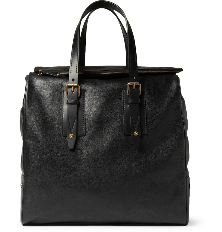 It might be a little large to take to university, but this Belstaff bag is undeniably very masculine.