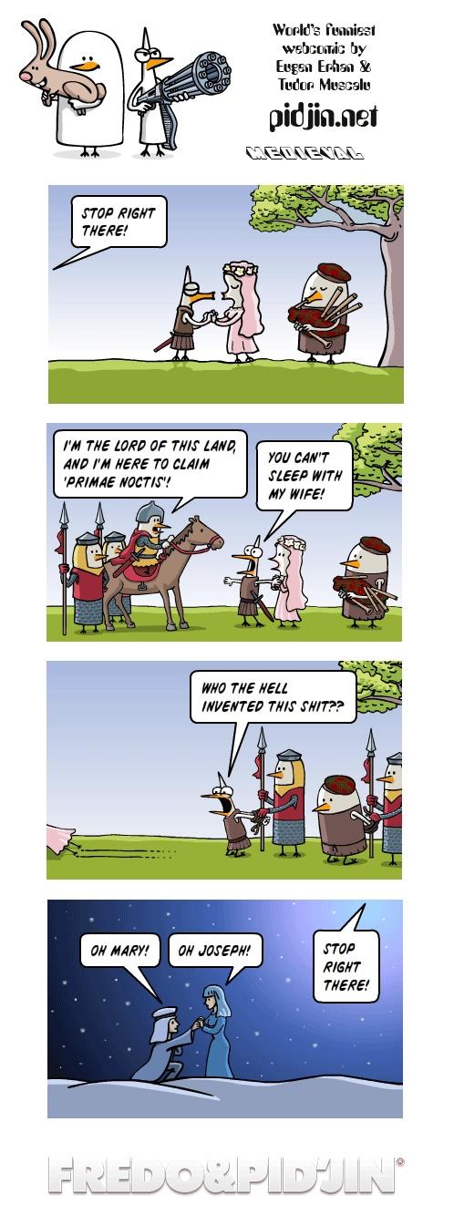 Medieval  World's funniest webcomic by Eugen Erhan & Tudor Muscalu