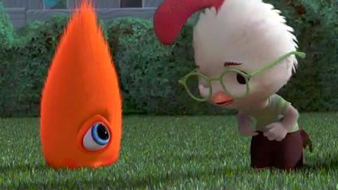chicken little 2005 ending a relationship