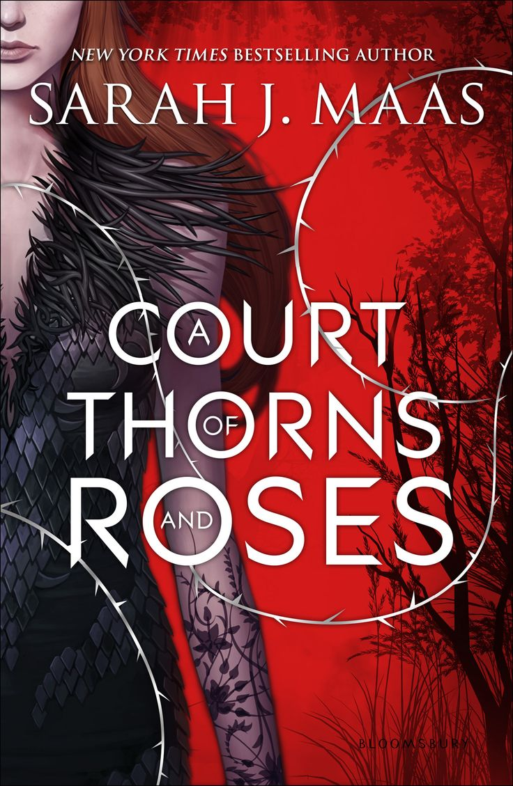 US cover for my new fantasy series, A COURT OF THORNS AND ROSES, coming May 5th, 2015! // AAAAAAAAAAAAHHHH THIS IS AMAZING I CANNOT WAIT (but this is right smack bang on my GCSEs so I can get it as a reward XD)