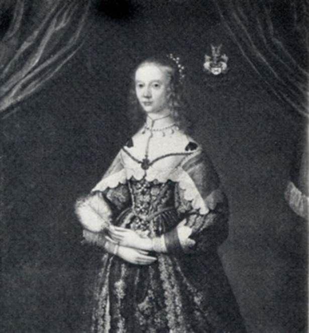 10. Maria Sofia de la Gardie