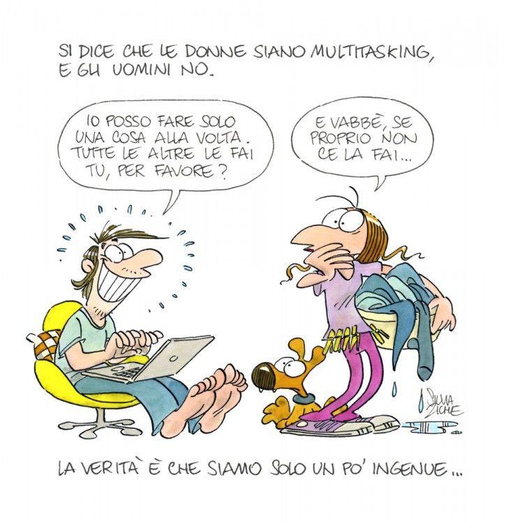 Vignetta Lucrezia dm18 multitasking