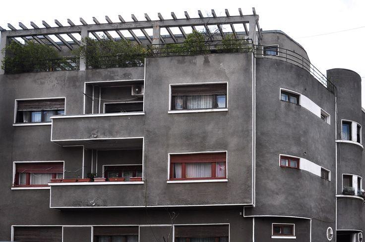 Architectural - Marcel Iancu