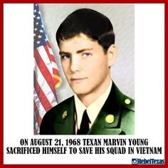Marvin R. Young, Medal of Honor recipient, was born in Alpine, Texas. He…