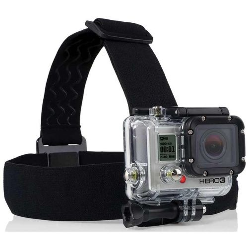 GoPro Head Strap Mount | Accessories | JadoPado.com - A Really Well Kept Shopping Secret. Seriously.
