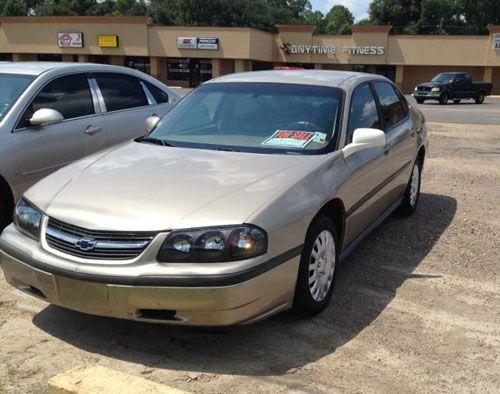 2003 Chevrolet Impala - Baker, LA #1586632761 Oncedriven