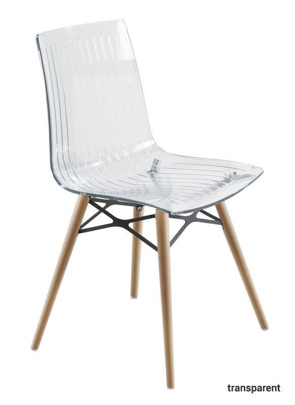 Tischfabrik24 | Peel Polychair Design Stuhl Kunststoff |