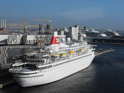Fred Olsen Cruise Lines - Black Watch - Copenhagen - May 2013